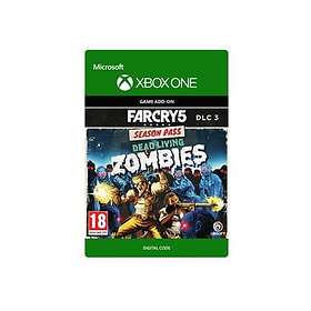 Far Cry 5: Dead Living Zombies (Expansion) (Xbox One)