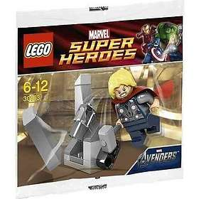 Lego Marvel Super Heroes 30163 Thor and the Tesseract