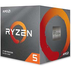 AMD Ryzen 5 3600X 3.8GHz Socket AM4 Box