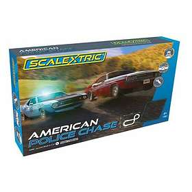 Scalextric American Police Chase Set (C1405P)