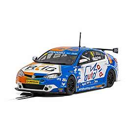 Scalextric MG6 GT AMD BTCC 2018 Rory Butcher (C4017)