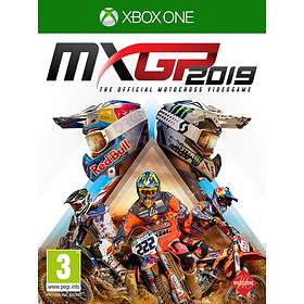 MXGP 2019: The Official Motocross Videogame (Xbox One)