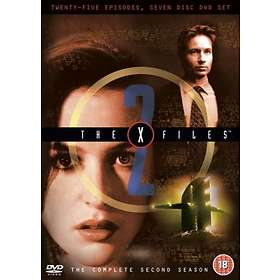 The X-Files - The Complete Season 2