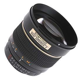Samyang MF 85/1.4 AS IF UMC for Sony A