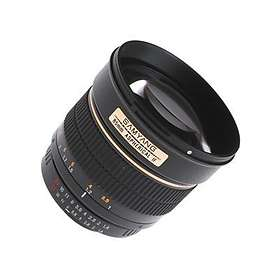 Samyang MF 85/1.4 AS IF UMC for Canon