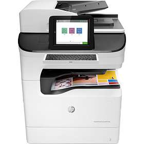HP PageWide Managed Color Flow MFP E776zs