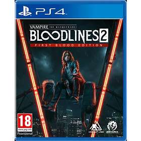 Vampire The Masquerade Bloodlines 2 - First Blood Edition (PS4)