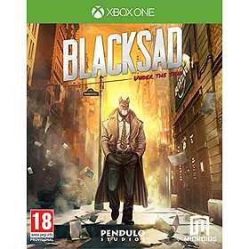 Blacksad: Under the Skin - Limited Edition (Xbox One   Series X/S)