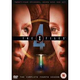The X-Files - The Complete Season 4