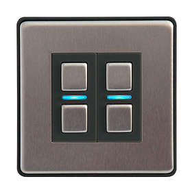 LightwaveRF 2 Gang Smart Dimmer L22