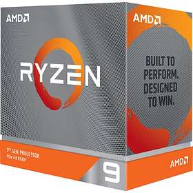 AMD Ryzen 9 3950X 3,5GHz Socket AM4 Box