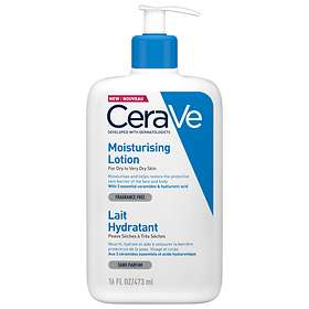 CeraVe Moisturizing Face & Body Lotion 473ml