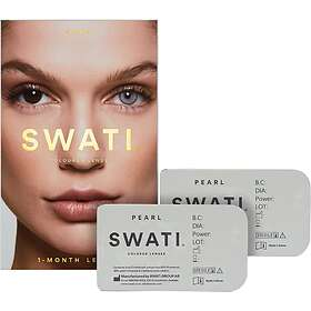 SWATI Pearl Contact Lenses (2-pack)