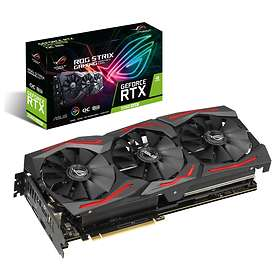 Asus GeForce RTX 2060 Super ROG Strix Gaming OC 2xHDMI 2xDP 8Go