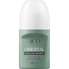 ACO Original For Men Mild & Effective Antiperspirant Roll-On 50ml