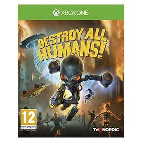 Destroy All Humans! (Xbox One)