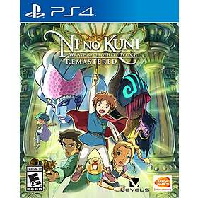 Ni No Kuni: Wrath of the White Witch Remastered (PS4)
