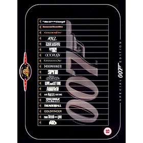 007 James Bond Special Edition Box
