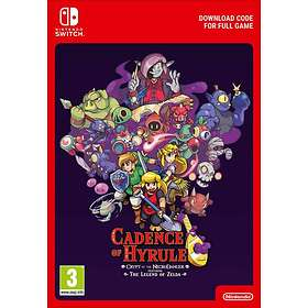 Cadence of Hyrule: Crypt of the NecroDancer ft The Legend of Zelda (Switch)