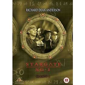 Stargate SG-1 (Season 2 Box Set)