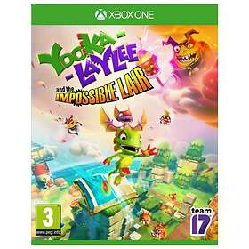Yooka-Laylee and the Impossible Lair (Xbox One   Series X/S)