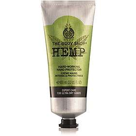 The Body Shop Hemp Hand Cream 100ml