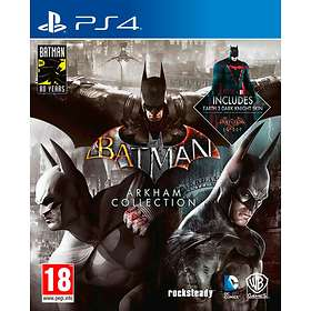 Batman Arkham Collection (PS4)