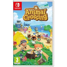 Animal Crossing: New Horizons (Switch)