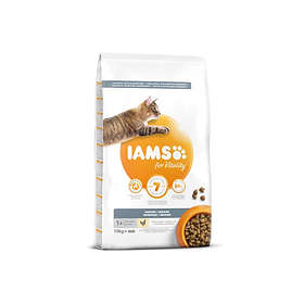 Iams for Vitality Cat Adult Indoor 3kg