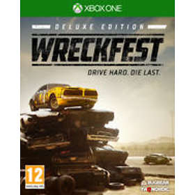 Wreckfest - Deluxe Edition (Xbox One)