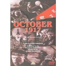 Oktober 1917