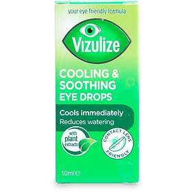 Vizulize Cooling & Soothing Eye Drops 10ml