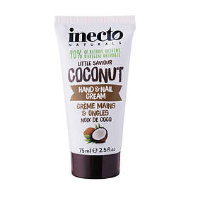 Inecto Coconut Hand & Nail Cream 75ml