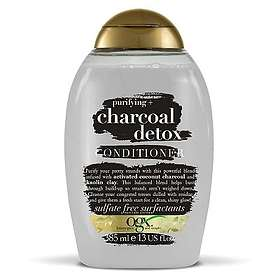 OGX Purifying + Charcoal Detox Conditioner 385ml
