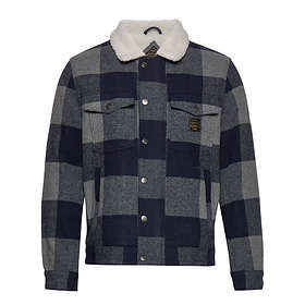 Superdry Hacienda Wool Check Jacket (Men's)