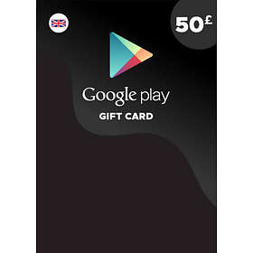 Google Play Gift Card 50 GBP