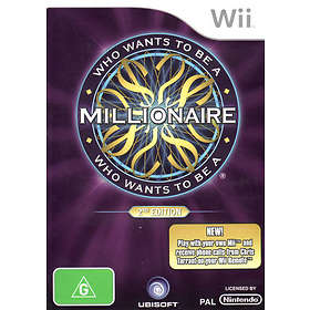Who Wants to Be a Millionaire: 2nd Edition (Wii)
