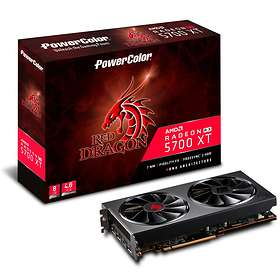 PowerColor Radeon RX 5700 XT Red Dragon HDMI 3xDP 8GB