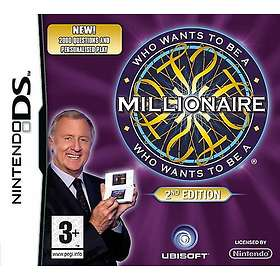 Who Wants to Be a Millionaire: 2nd Edition (DS)