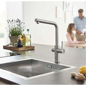 Grohe Blue Home Kitchen Mixer Tap 31454001 (Chrome)