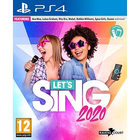 Let's Sing 2020 (incl. 2 Microphones) (PS4)