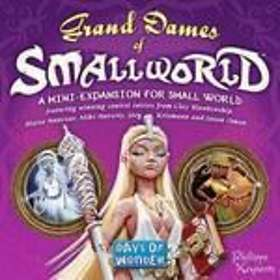 Small World: Grand Dames Of Small World (exp.)