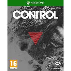 Control - Retail Exclusive Edition (Xbox One)