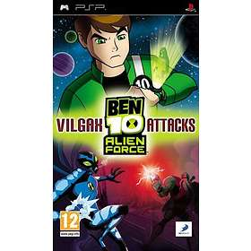 Ben 10: Alien Force - Vilgax Attacks (PSP)