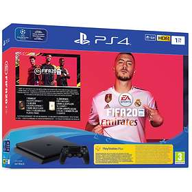 Sony PlayStation 4 (PS4) Slim 1TB (inkl. FIFA 20)