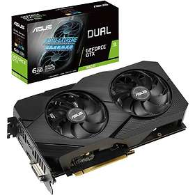 Asus GeForce GTX 1660 Ti Dual EVO 2xHDMI DP 6GB