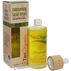 Tan Organic Moisturising Facial Serum 50ml