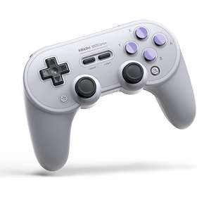 8Bitdo SN30 Pro+ SN Edition (PC/Mac/Android/Switch)