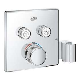 Grohe Grohtherm SmartControl Duschblandare 29125000 (Krom)