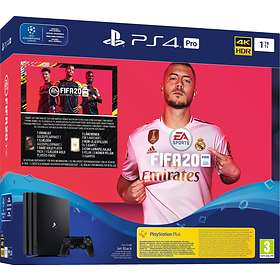 Sony PlayStation 4 Pro 1TB (incl. FIFA 20)